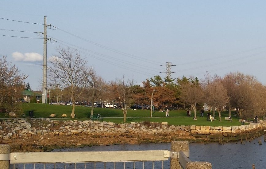 Waterfront Powerlines