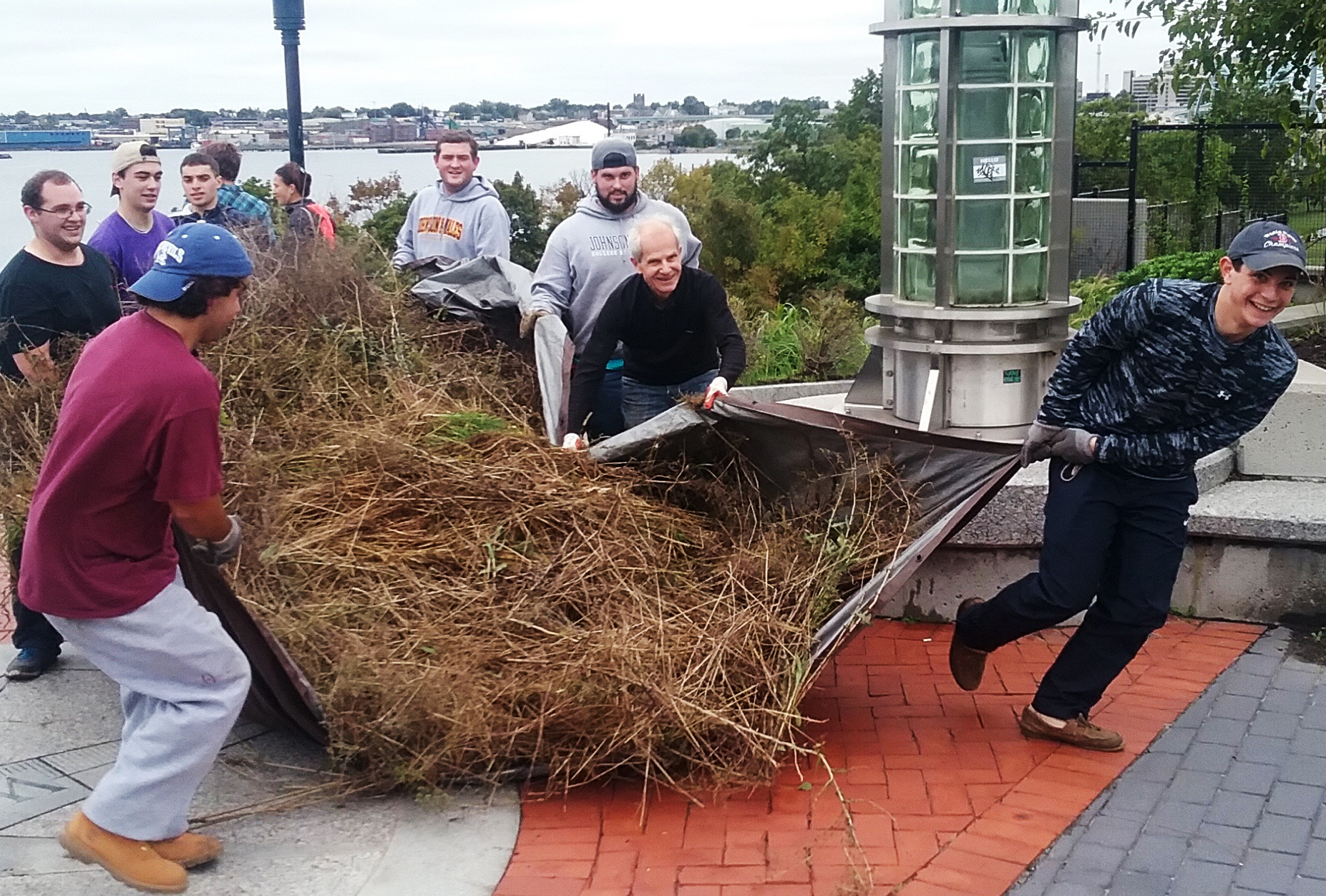 Spring Cleanup – Saturday April 27, 9-12