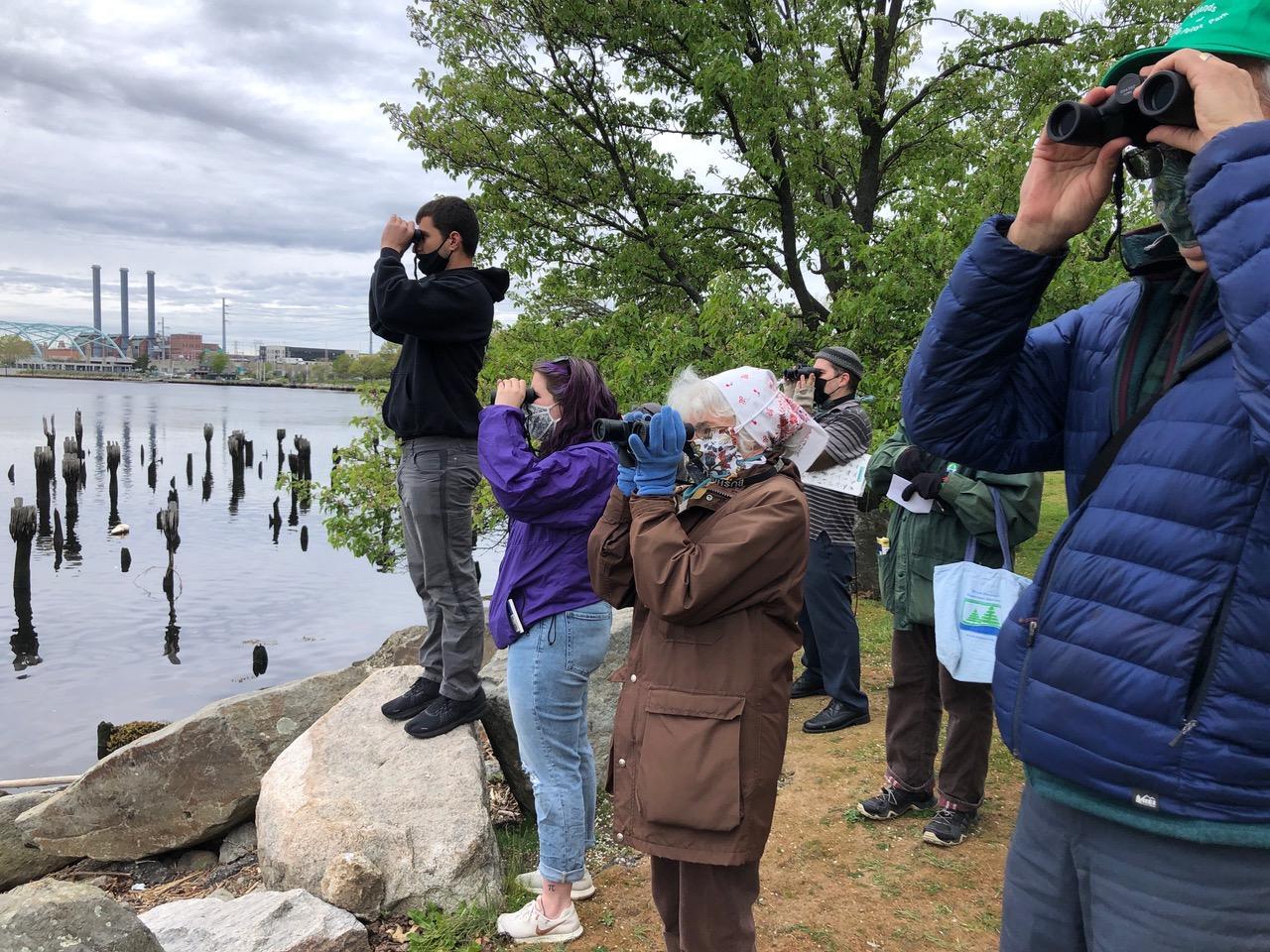Second Annual Bird Walk